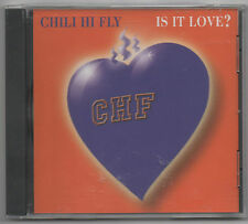 Is It Love? by Chili Hi Fly 2001 Limited Edition Remixes CD
