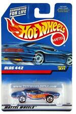 1998 Hot Wheels #871 Olds 442