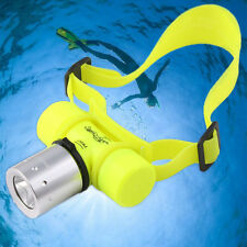 Diving Flashlight Headlamp 18650 Underwater 50M 20000LM LED T6 LED Waterproof