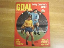 October 12th 1968, GOAL, Tony Hateley, Mike O'Grady, Nobby Stiles, Roger Morgan.