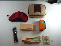 Vintage NORTHWEST ORIENT AIRLINES REGAL IMPERIAL FIRST CLASS AMENITY KIT 1980'S