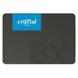 """Crucial BX500 2.5"""" 120GB 240GB 480GB 1TB 2TB SATA Internal Solid State Drive SSD"""