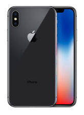 Apple iPhone X 256GB  Space Gray Unlocked A1901 GSM Iemi Block Australia Only