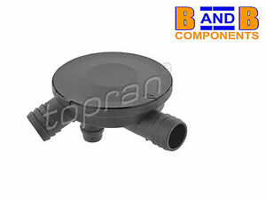 AUDI A80 2.0E ABK ENGINE BREATER VALVE 037129101K A1162