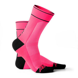 Unisex Road Bicycle Cycling Socks Anti-slip Breathable Racing Hiking Outdoor
