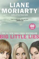 BIG LITTLE LIES by LIANE MORIARTY  (2017) ... PAPERBACK