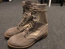 British Army Gulf War 1 Desert Boots Op Granby Size 7 M
