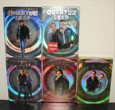 Quantum Leap used Season 1 & 2 & New Season 3 (sealed), 4 (sealed) & 5 (sealed)