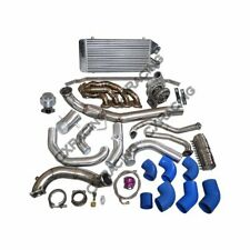 HONDA K20 Kit Turbo Intercooler  for Civic Integra DC5 RSX Sidewinder Manifold
