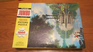 VINTAGE TUCO JUMBO PICTURE PUZZLE - 1940's