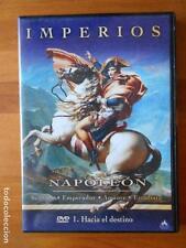 DVD IMPERIOS - NAPOLEON - 1. HACIA EL DESTINO (G5)