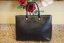 Agnes B. Women's Black Patent Leather Shoulder Bag (PU150