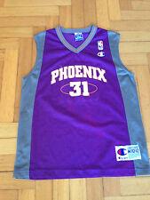 Canotta Jersey Marion NBA Phoenix Suns Champion Jordan 10 12 XS VTG Youth M