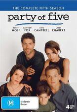 Party Of Five : Season 5