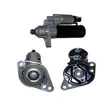 Fits SKODA Roomster 1.4 TDI (5J) Starter Motor 2006-2010 - 17362UK