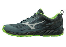 Mizuno Wave IBUKI Mens Trail Running Shoes - S.Weather/Silver/J.Green