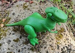 2013 DELUXE REX ACTION FIGURE 6 INCH TOY STORY Dinosaur EUC