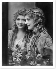 Movie Actress Mary Pickford Stunning Reflective Mirror 8x10 Silver Halide Photo