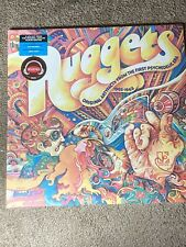 Nuggets Original Artyfacts 2x LP Analog Master Vinyl SYEOR 2021 Psych Rock 60s