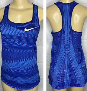 Nike Pro Elite Aeroswift Singlet Marathon 2019 Running AJ5949-XXX Women M Tall