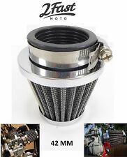 Yamaha Chrome Air Filter DT100 RS100 RX100 RD250 RD350