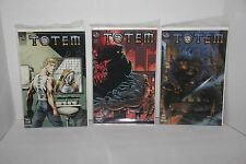 Lot of 3 Big City Comics TOTEM Books