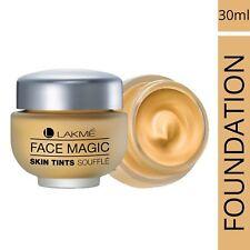 30ml Lakme Face magic Daily Wear Souffle Foundation Natural Pearl Flawless Skin