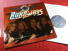 The Runaways  ROCK HEAVIES  -  LP Mercury 6336625 Germany sehr gut