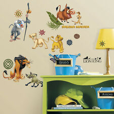 RoomMates Wall Sticker Disney's The Lion King, the Lion King Wall Stickers