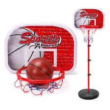 Mini pallacanestro regolabile per bambini all'aperto