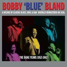 Bobby 'Blue' Bland - The Duke Years 1952-1962 [Best Of / Greatest Hits] 3CD NEW