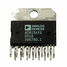 AD815 Dual High Output-Current Differential Driver 15SIP; Power OpAmp AD815AYS