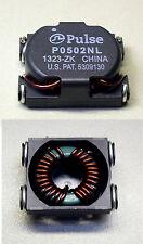 1 Stück Drossel (Gleichtaktfilter) Pulse P0502NL - 0,47mH / 14A (M3319)
