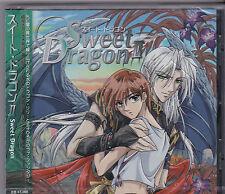 NEW Sweet Dragon II 2 Soundtrack Score Anime Animated Rare Japanese Import