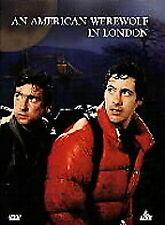 An American Werewolf in London Dvd, 1997 David Naughton Griffin Dunne Horror