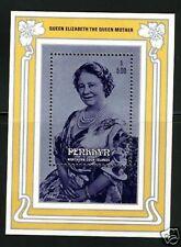 Penrhyn Islands   1985   Scott # 323    Mint Never Hinged Souvenir Sheet