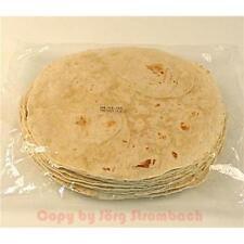 Weizen-Tortillas, ø 20cm, 770g, 18 St