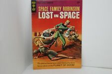 Gold Key Space Family Robinson Lost In Space