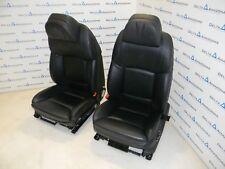 BMW F01 F02 F07 F10 F11 Vordersitze Komfortsitze Sitze Leder NAPPA ERW SCHWARZ