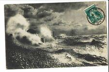CPA-Carte postale  -  FRANCE  -Le Havre - Tempète - 1914 - -S1549