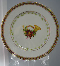 "NEW Royal Albert Old Country Roses Seasons of Colour 8 1/4"" Salad Plate"