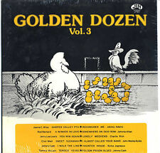 Various artists Golden Dozen vintage SEALED Louisiana Swamp Pop JIN LP volume 3