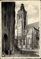 OUDENAARDE Flandern Kerk alte s/w AK Carte postale Belgien Belgium um 1940