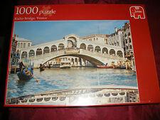 """Puzzle 1000 pièces """"Rialto Bridge, Venice"""""""