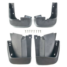 Set of 4 Splash Guards Mud Flaps Mudflaps for Honda Civic 2006-2011 Front & Rear