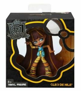 Monster High Cleo De Nile Vinyl Figure CFC87