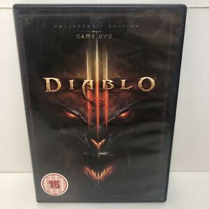 Diablo 3 III collectors edition game PC MAC DVD  From Blizzard 72850103UK