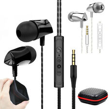 In-Ear Kopfhörer Ohrhörer X10 Super Bass Headset Earphone Headphone + PU-Tasche