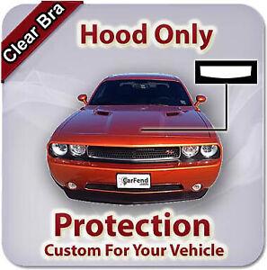 Hood Only Clear Bra for Infiniti G25 Sedan Sport 2010-2013