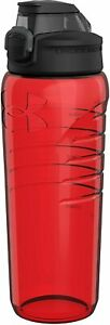 Under Armour UA Draft Pro Lid Cover & Shatter Proof 24oz Water Bottle - UA70370